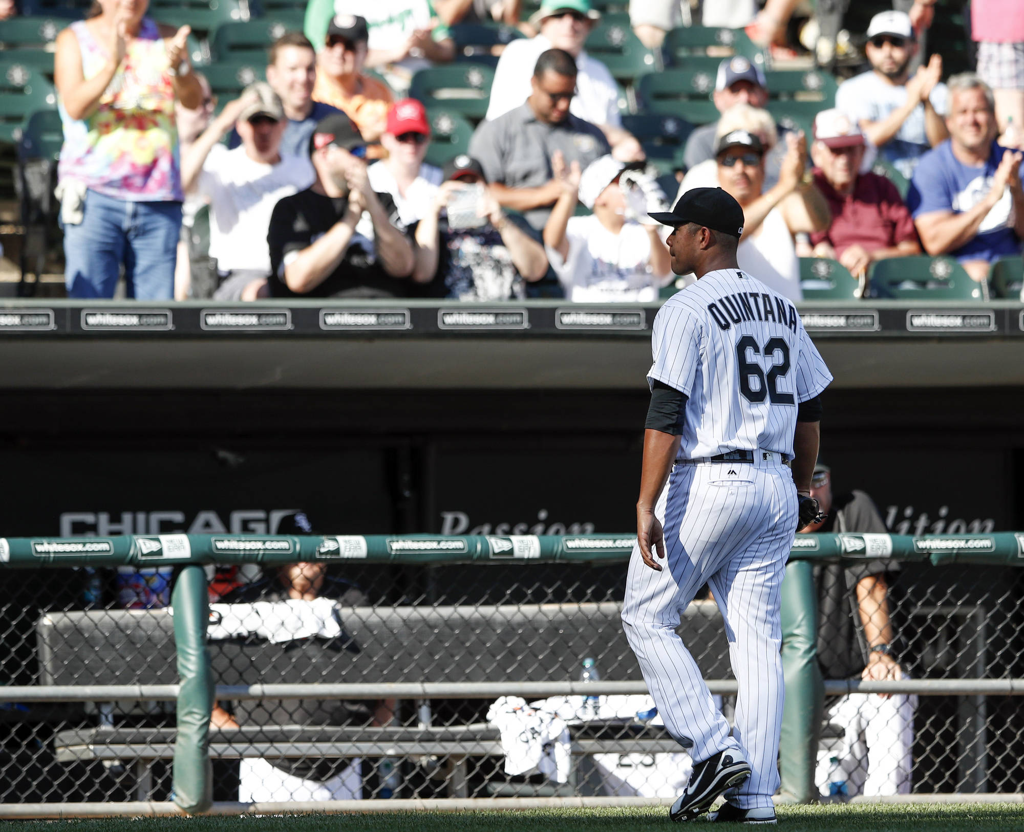 If the White Sox were to move Jose Quintana, where would he go?
