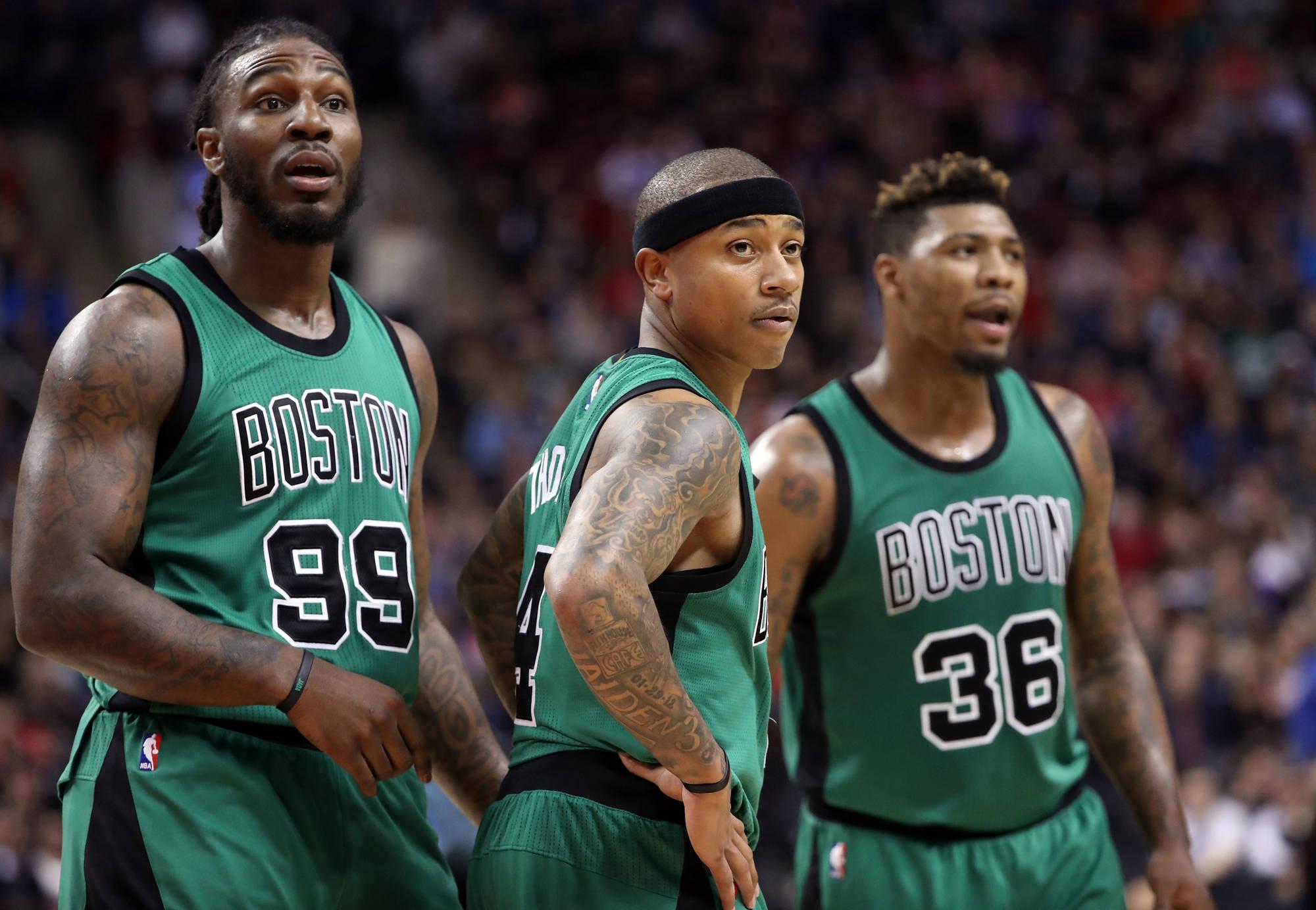 Celtics outlook; Homestretch