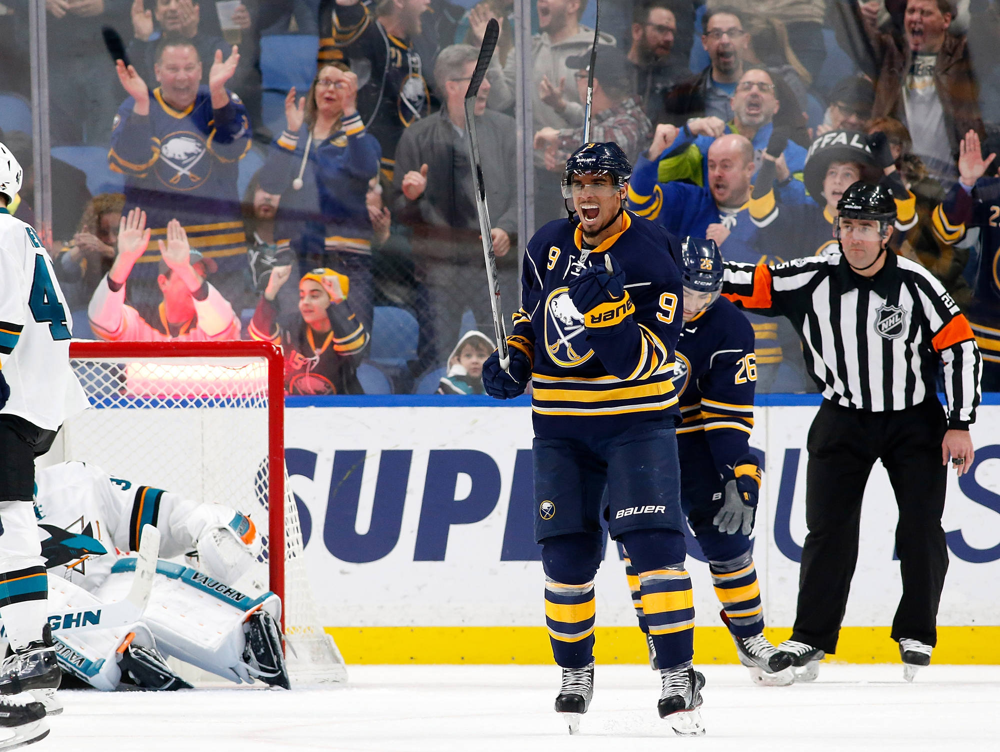 Evander Kane: The Sabres Most Valuable Asset