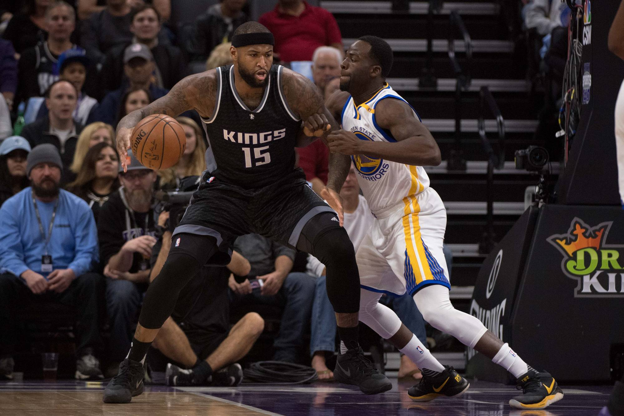 Kings Pull Trigger: Trade Cousins to New Orleans