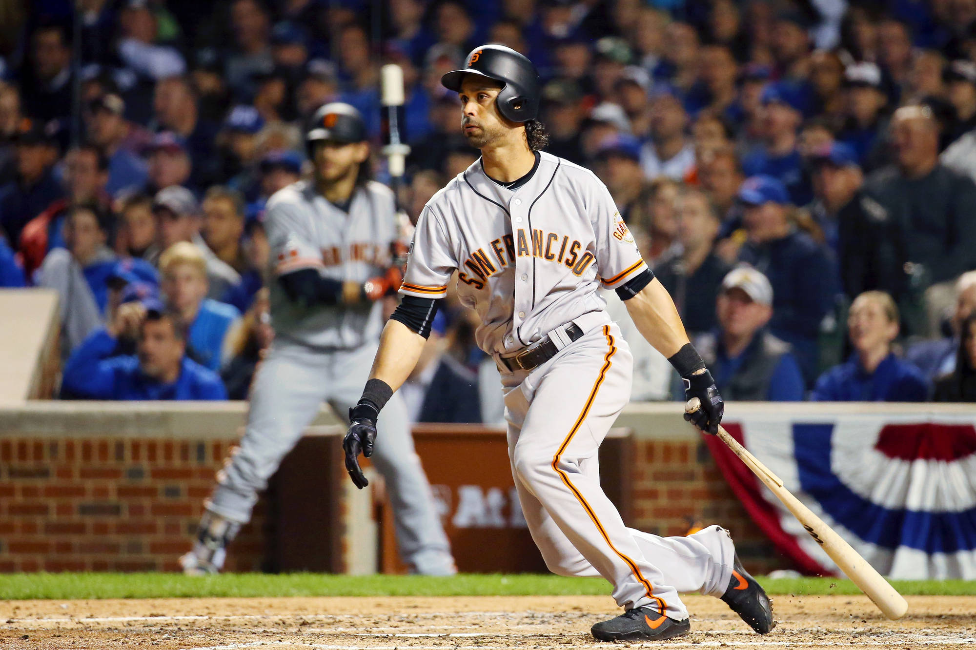 Should the Orioles sign Angel Pagan?