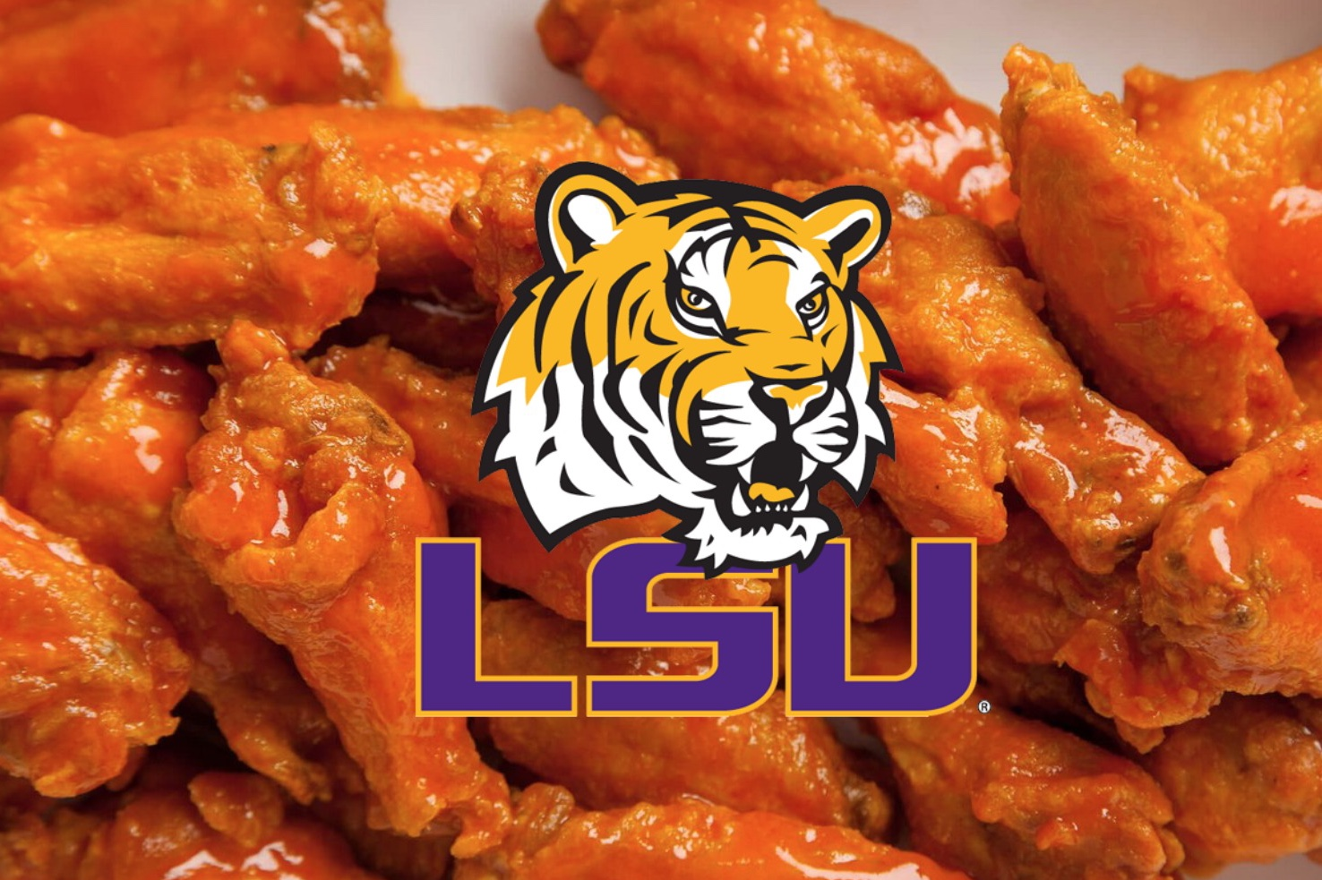 LSU Football team Destroys 4,000 Wings At a Buffalo Wild Wings!