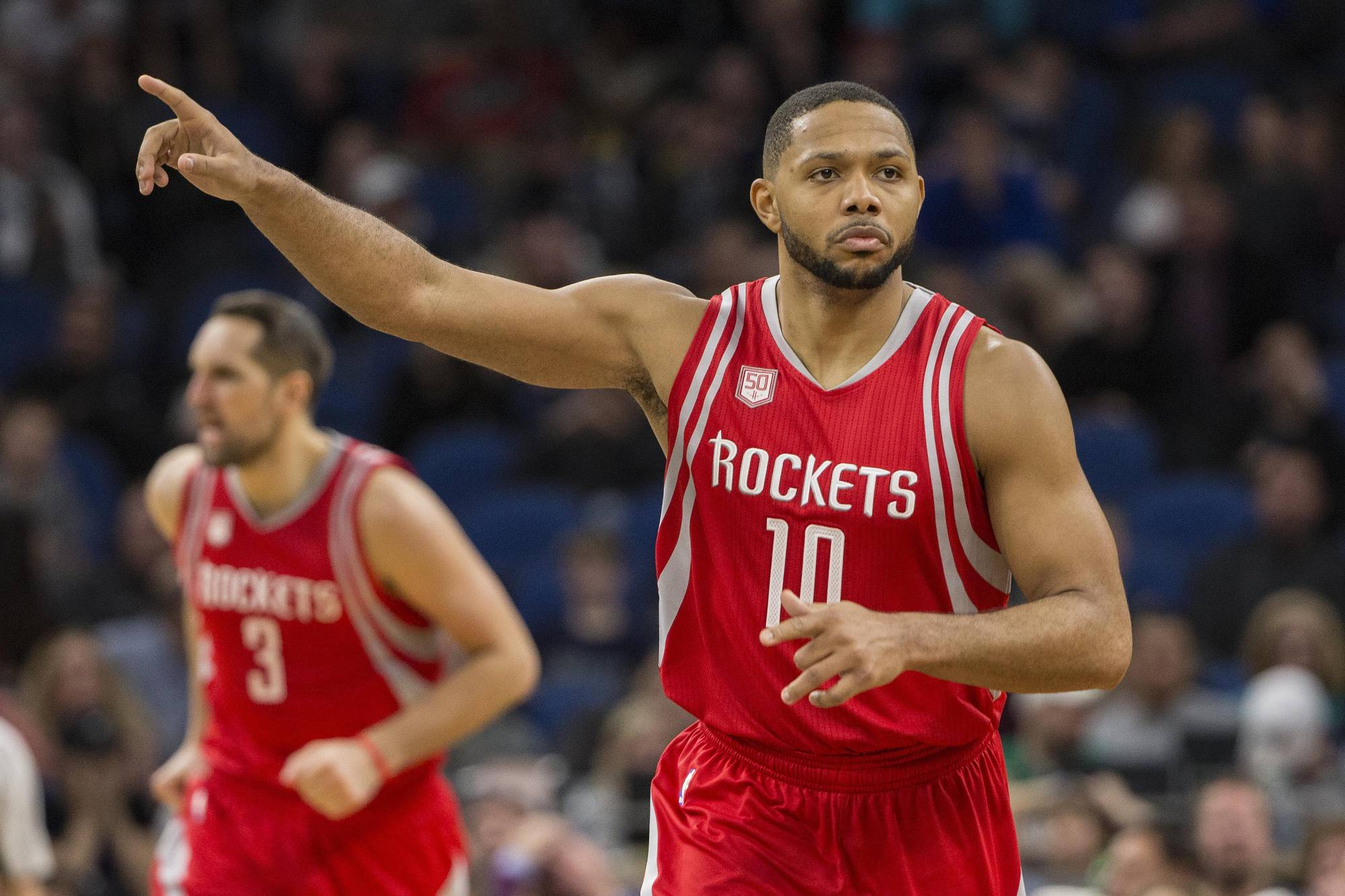 Houston Rockets: Weapons in Disguise