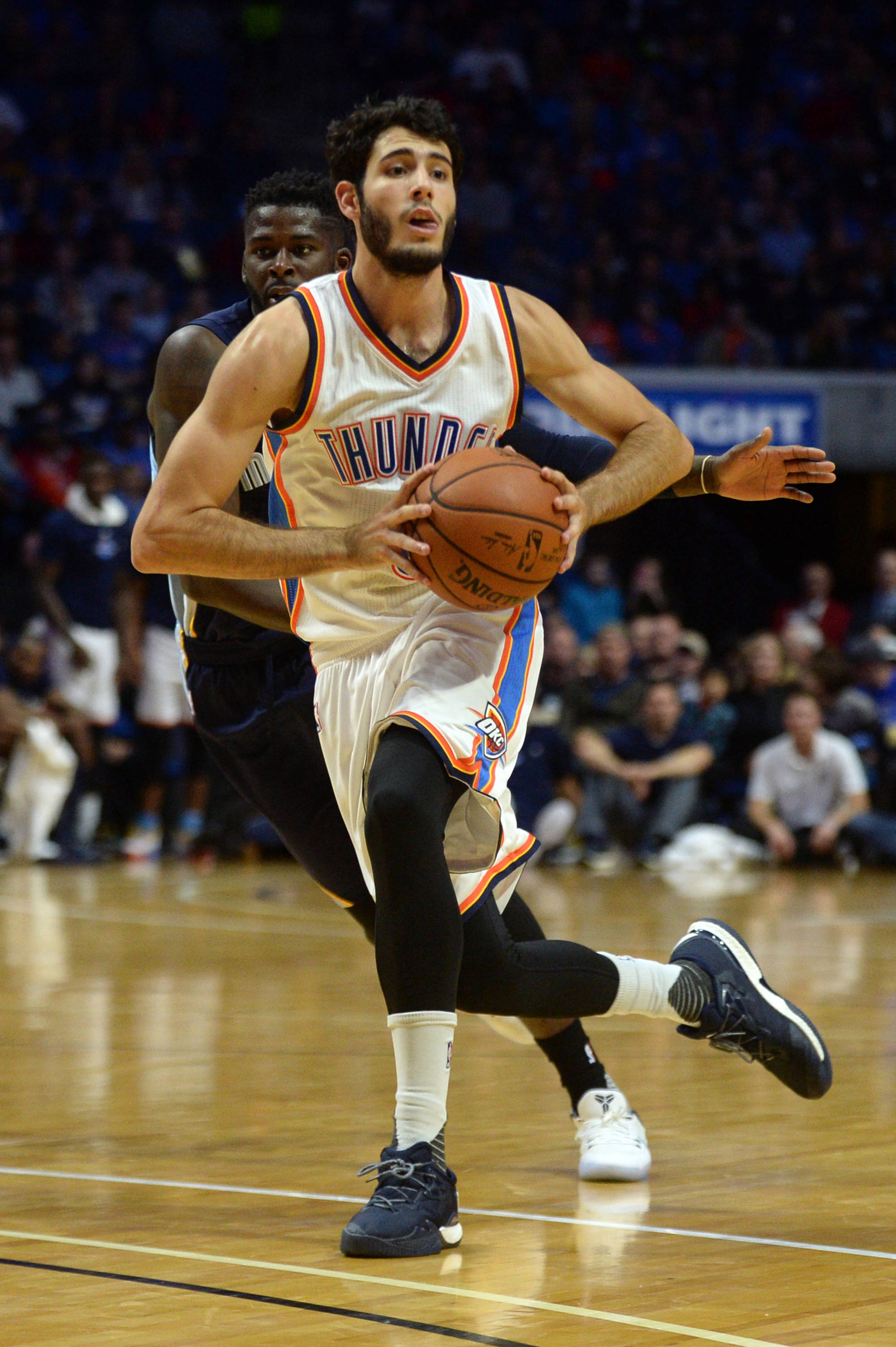 The potential of Alex Abrines.
