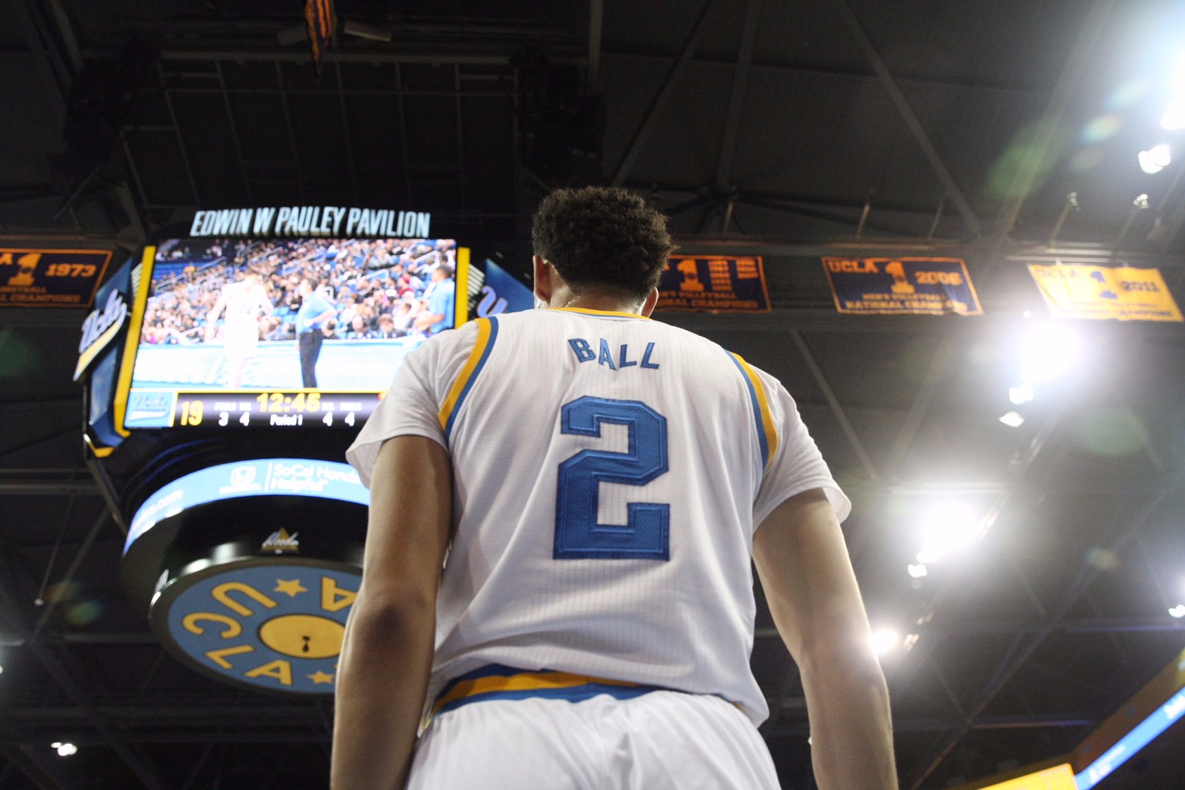 First Look At A 2017 NBA Mock