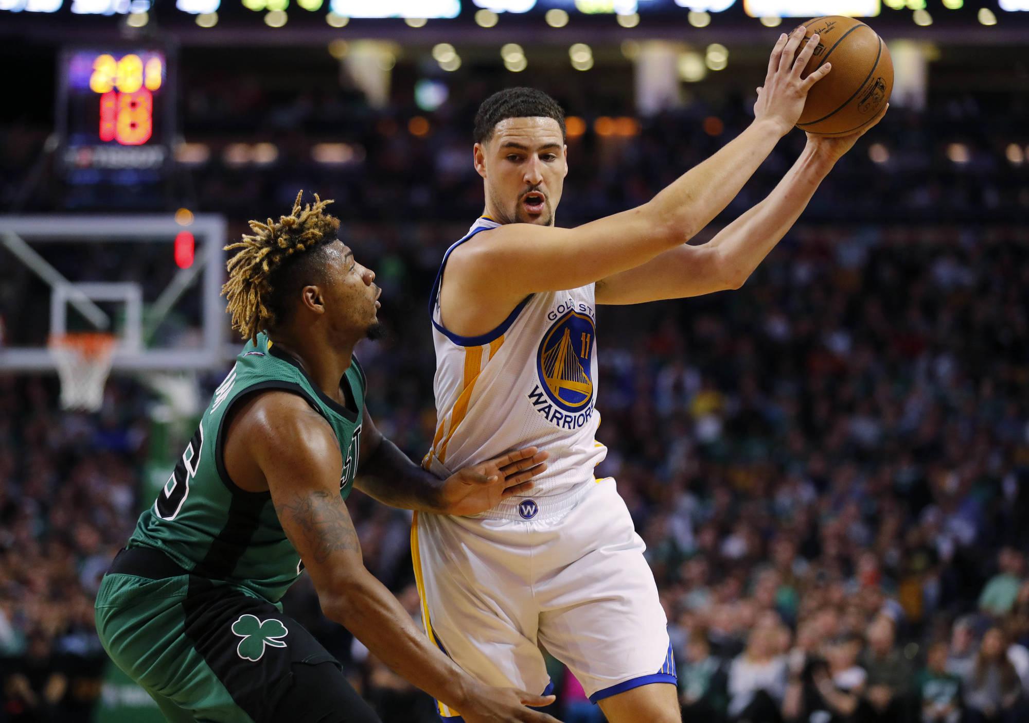 NBA Power Rankings: Week 5, Warriors Getting it Together