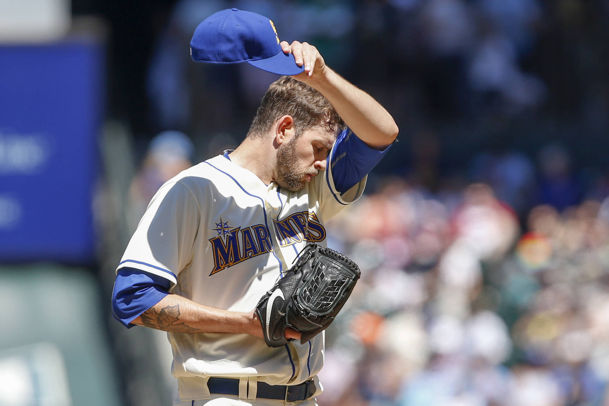 The Curious Case of James Paxton