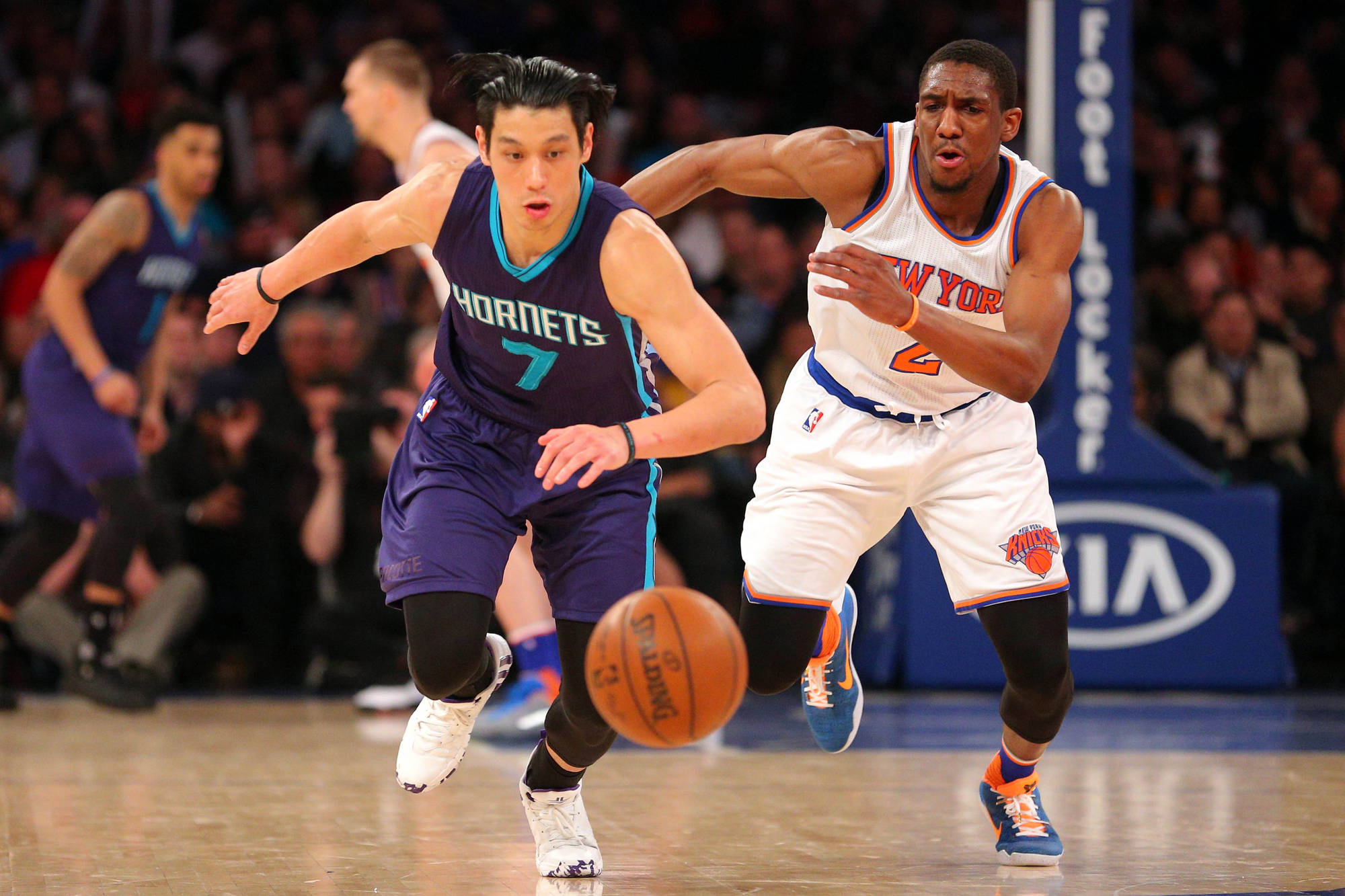 Nothing But Nets: Linsanity Returns to New York
