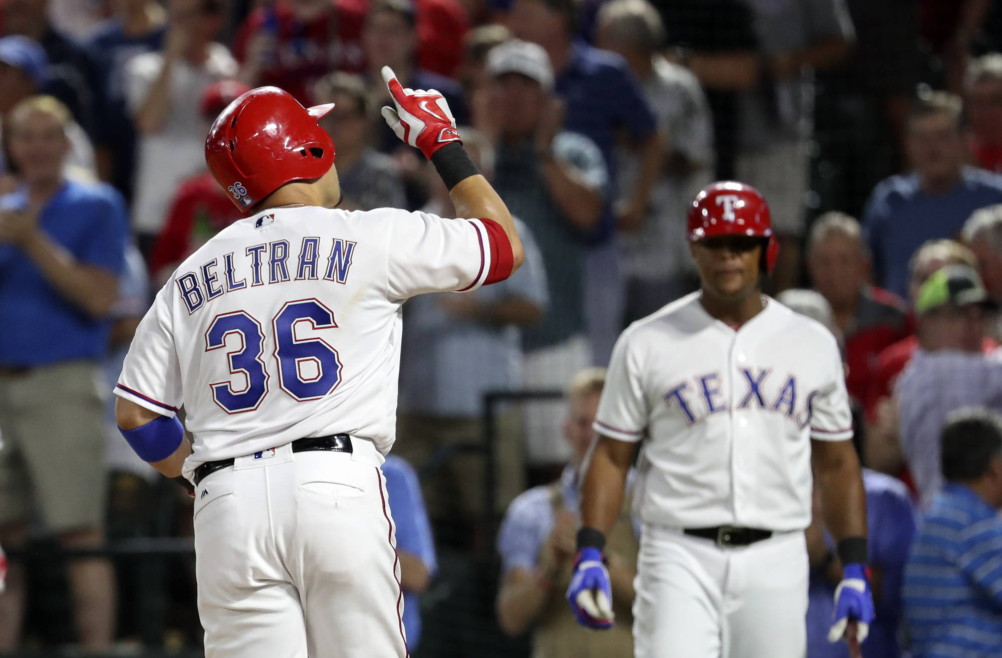 October Glory for Rangers Could Cement HOF Legacies of Beltre and Beltran