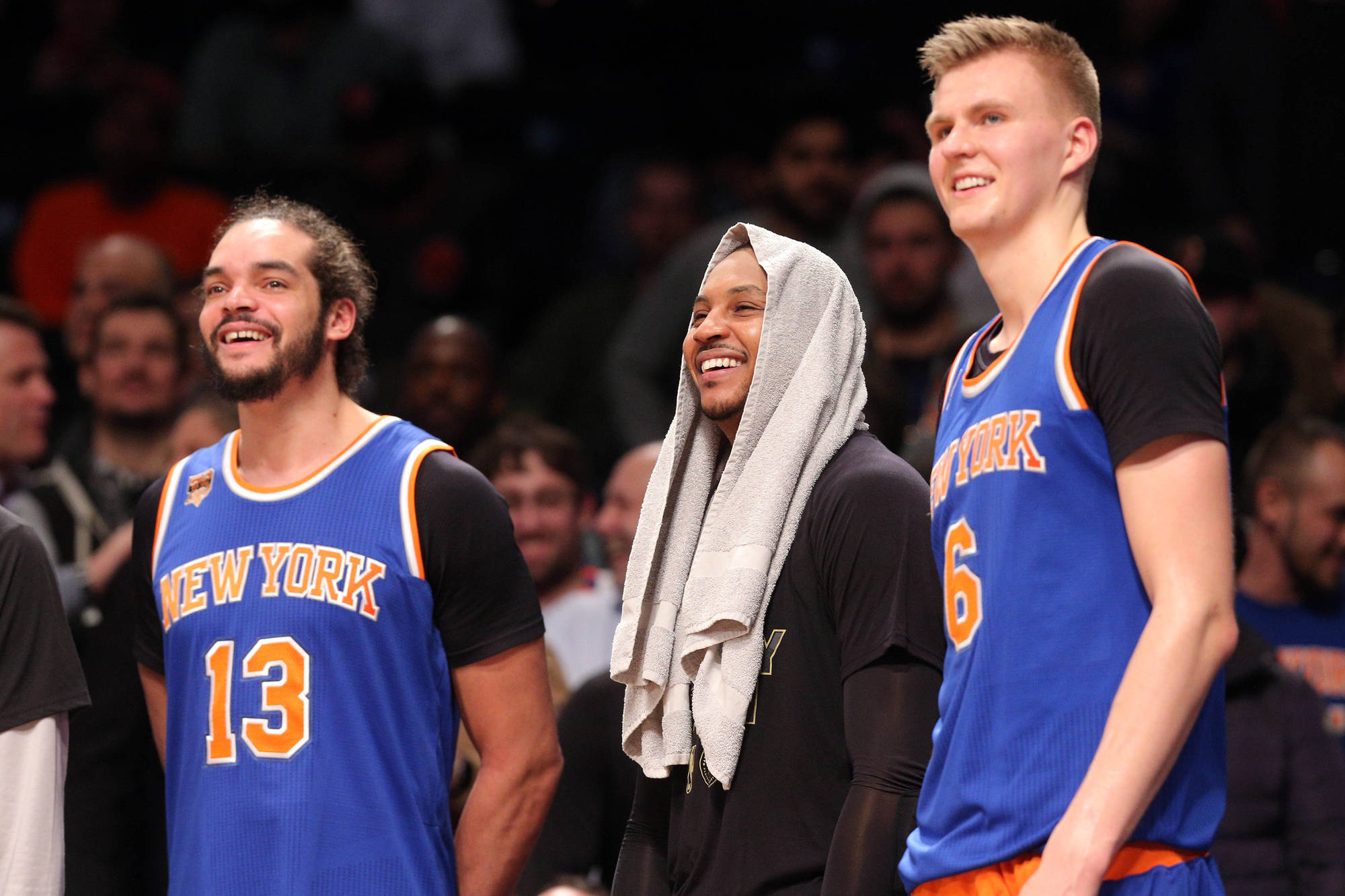 Knicked Up: The Perpetually Rebuilding NY Knicks