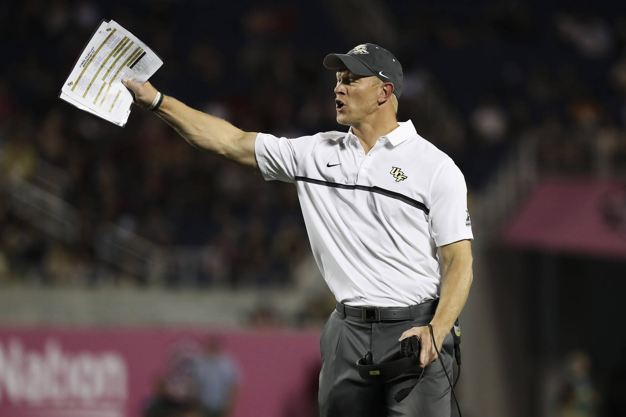 UCF Needs More Bone And Less Zone
