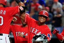 Tuesday Texas Rangers Update