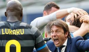 Antonio Conte & Romelu Lukaku dethrone Juventus!