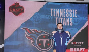 Tennessee Titans: Grading the 2021 Draft class