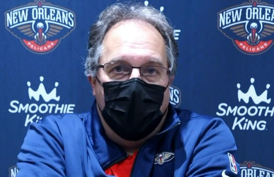 New Orleans Pelicans Eliminated From Playoff Contention, Staff Changes?