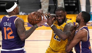 What The Lakers' First-Round Exit Means For The Western Conference