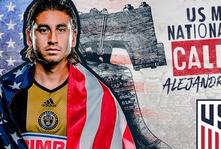 Philadelphia Union Alejandro Bedoya Called up to USMNT