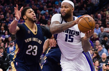 Pelicans commit robbery and steal Demarcus Cousins