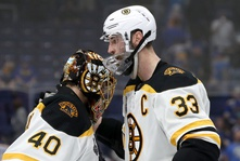 Bruins' Core Is Not the Problem