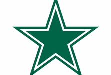 Dallas Stars mock LA Chargers new logo