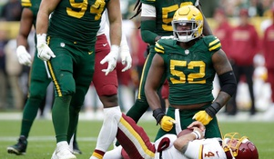 Fuller's Packers Report Card Week 7: A Red Zone Defense Renaissance