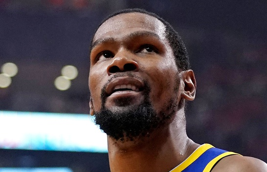 Kevin Durant: Don't Blame The Warriors For Injury.
