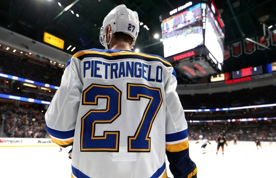 ALEX PIETRANGELO To Pursue Free Agency; Could the Leafs Be Interested?
