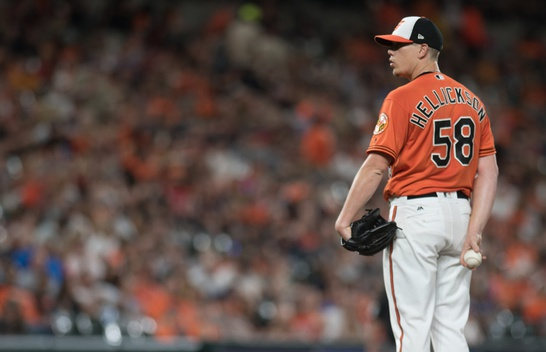 Baltimore Orioles Make the Wrong Kind of History