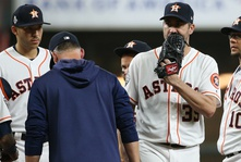 The Astros are in Trouble.