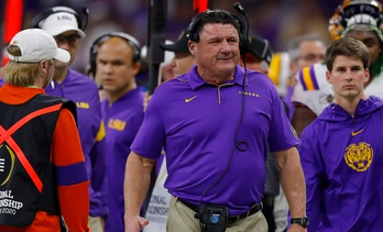 Obstructed List of LSU Coaching Candidates