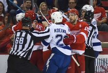 Tampa Bay vs. Detroit is Currently the Best Rivalry in the Eastern Conference