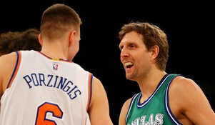 Kristaps Porzingis traded to Dallas Mavericks in blockbuster deal