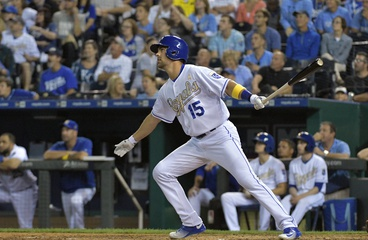 What's on second? Inside the Royals position battle