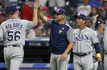 """Could """"Rebuilding"""" Rays Make September Playoff Push?"""