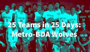 25 Teams In 25 Days: Metro BDA Wolves