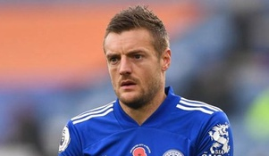 Vardy Out For Weeks with Hernia Surgery