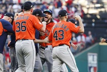 Dodgers Punch Ticket to Face Brewers in NLCS, Astros Complete Sweep En Route to ALCS