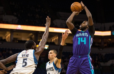 Steve Clifford has never seen anyone improve like Michael Kidd-Gilchrist has