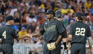 Vanderbilt baseball clicking through 10 games