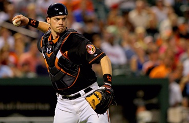 Matt Wieters Sweepstakes: Will There Be a Seat Left for Him?