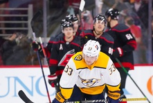 Outplayed and overmatched, the Predators go down 2-0