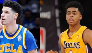 Rivalry in the making: D'Angelo vs Lonzo