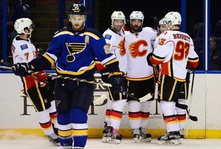 Old Friends End Rough Week for Blues