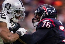 Texans trade former Pro Bowl Tackle Duane Brown to the Seahawks.