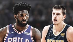 NBA MVP Race: Nikola Jokic v. Joel Embiid