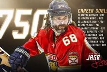 Jagr Scores Number 750, Ovi Hosts Special Hockey, Las Vegas NHL to Have a Name Nov 22