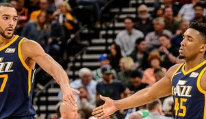 The Utah Jazz and the Gobert-Mitchell Long-term dynamic
