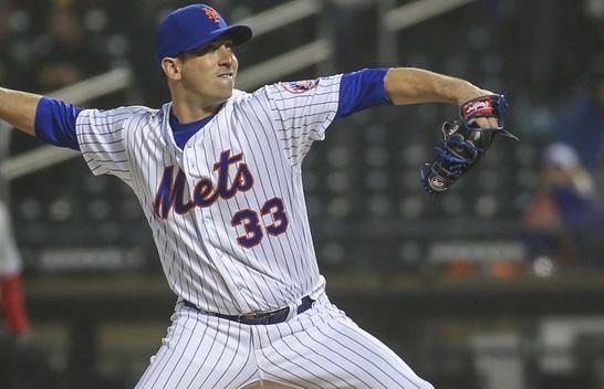 Harvey Dominant As Mets Shutout Phillies
