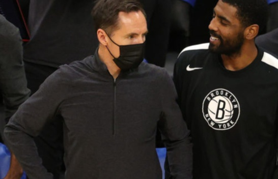 Nash Acknowledges Kyrie Irving Will Miss Home Games