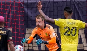 WATCH: Nashville SC's Joe Willis and Randall Leal combine for the goal of the year!